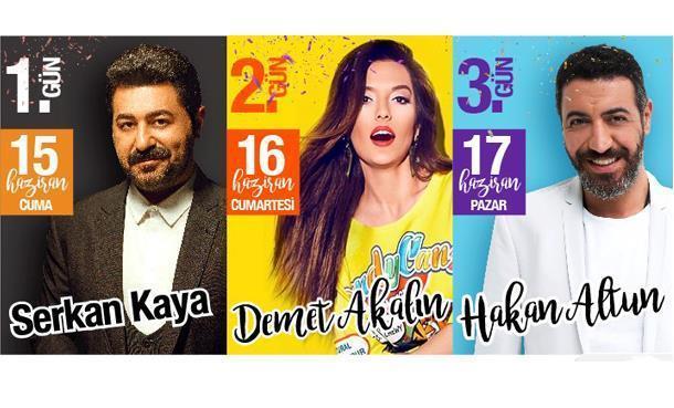 Bodrum, Bayramı Sahne İstanbul'da Kutlayacak!