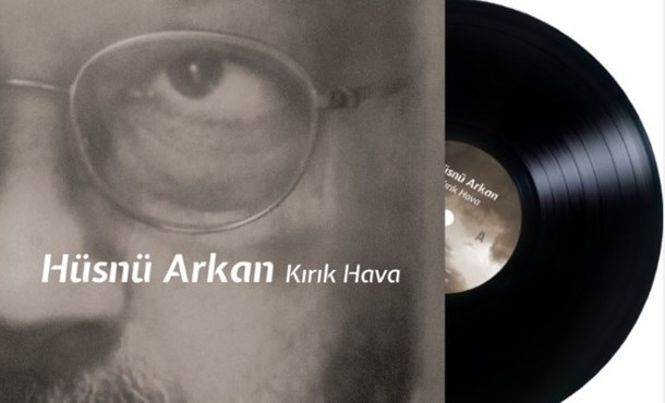 Hüsnü Arkan'dan Long Play Formatında Albüm!