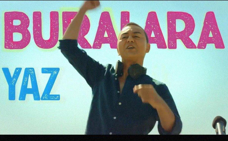 Serdar Ortaç ve Eşi Reklam Filminde Oynadı!