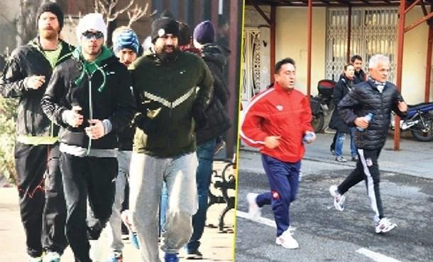 Ünlü Maratoncular!