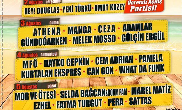 Türkiye'nin İlk Franchıse Festivali
