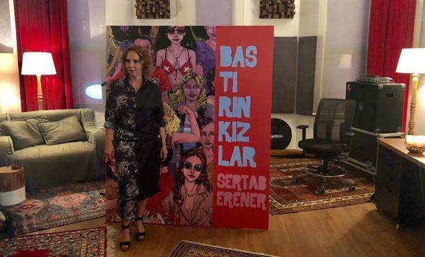 Sertab Erener, 'Bir Kadın Şarkısı Yapalım İstedim'