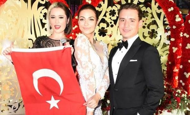 Elif Kaya Belarus'ta Sahne Aldı!