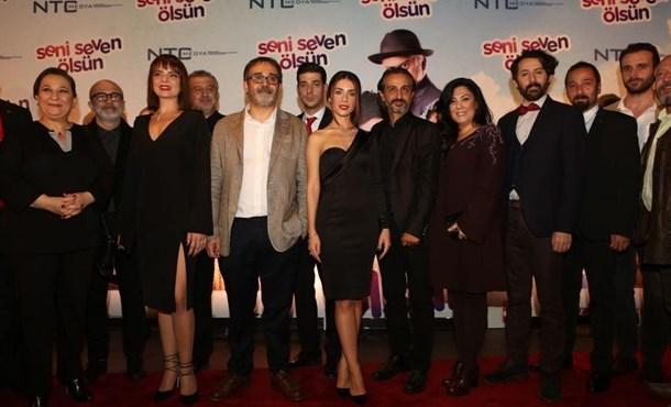 Medya Ve Sinema Dünyası 'Seni Seven Ölsün' İçin Buluştu!