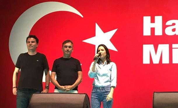 Taksim'deki