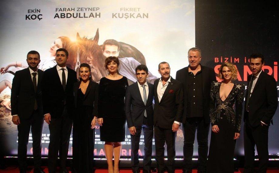 Yılın Filmi Şampiyon'a Muhteşem Gala!