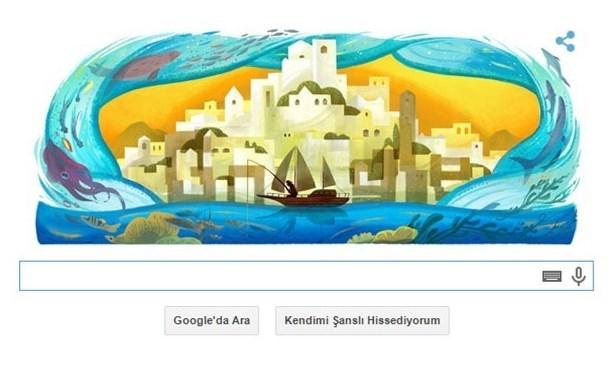 Google, Cevat Şakir Kabaağaçlı'yı Unutmadı!