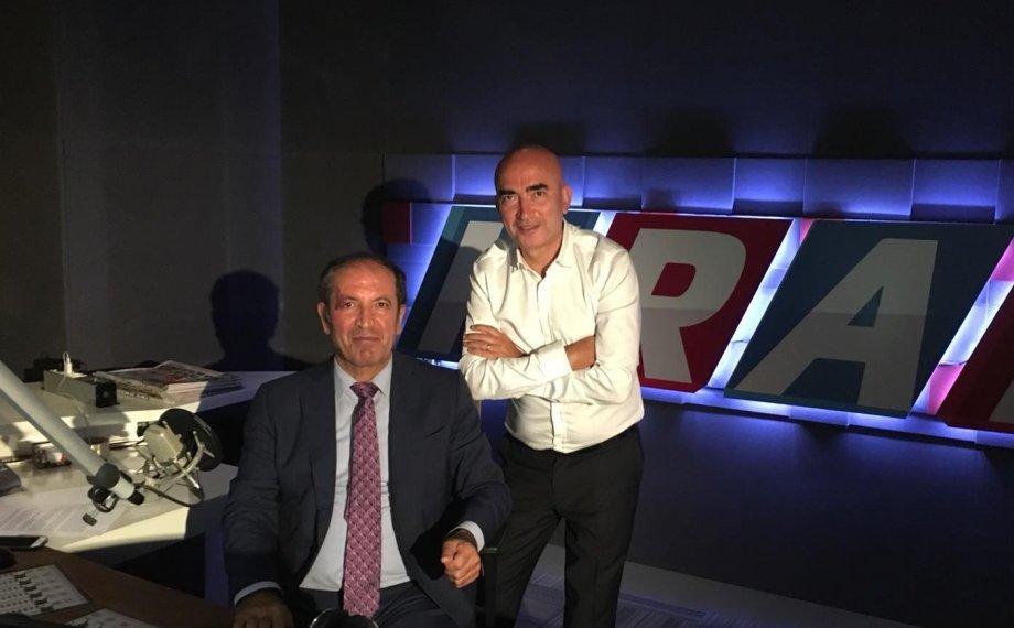 RATEM Yönetim Kurulu Başkanı Yusuf Gürsoy Mehmet'in Gezegeni'ne Konuk Oldu!