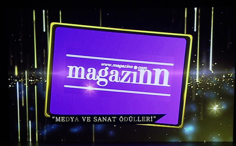 Magazinn.com Ödülleri Sahiplerini Buldu!