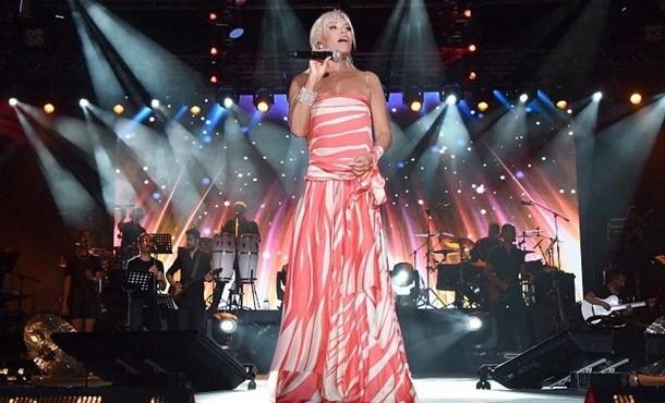 Süperstar Ajda Pekkan'dan Muhteşem Konser
