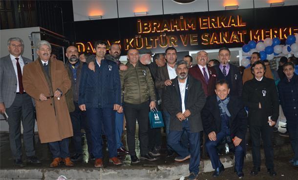 İbrahim Erkal Dadaş Kültür ve Sanat Merkezi Açıldı!