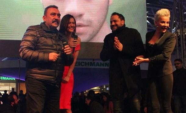 Ümit Besen, Pamela ve Bora Duran Beraber Sahneye Çıktılar!