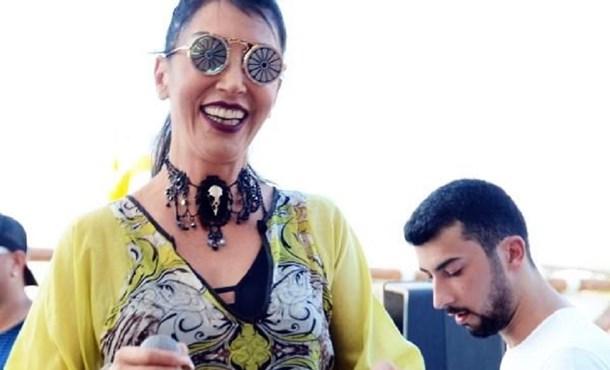 Hande Yener Bodrum'u Coşturdu!