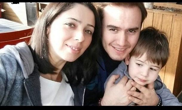 Mustafa Ceceli eşi ile düet yaptı…