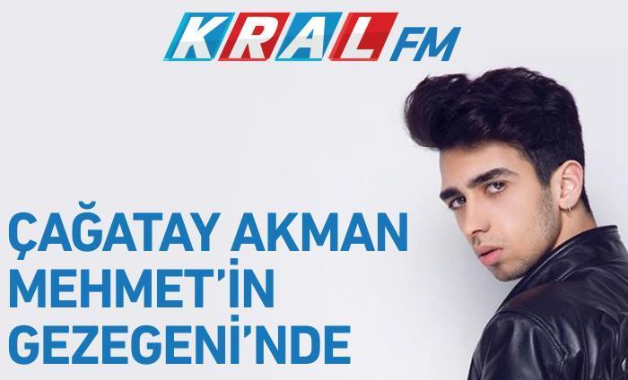 Çağatay Akman Mehmet'in Gezegeni'ne Konuk Oluyor!