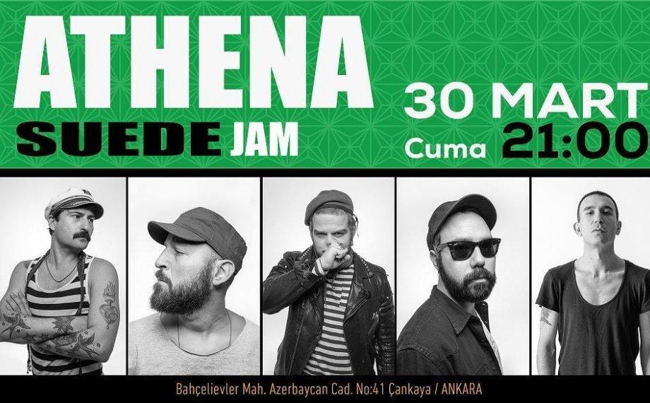 Milyon Performance Hall Ankara Kapılarını Athena Konseriyle Açıyor!