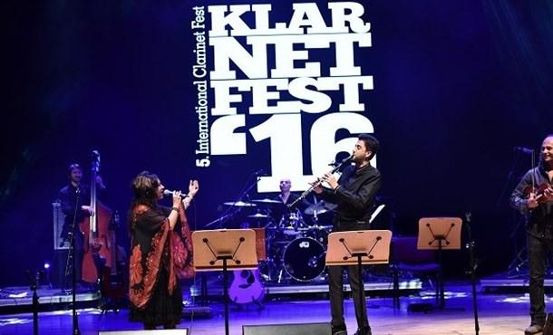 Natacha Atlas ve Serkan Çağrı'dan Muhteşem Konser!