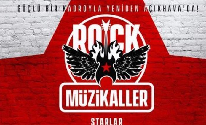 'Rock Müzikaller' 11 Yıl Aradan Sonra Yeniden Harbiye Açıkhava'da!