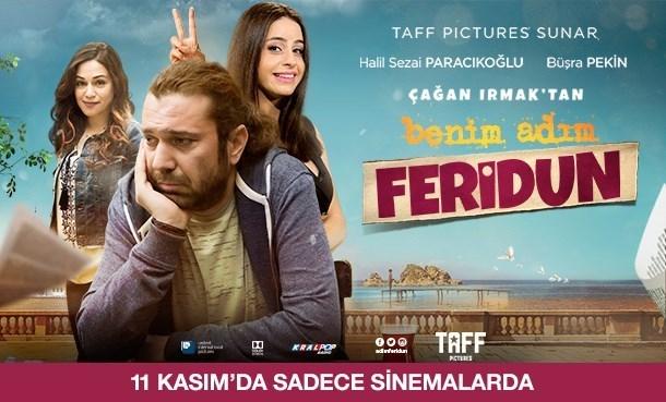 """""""Benim Adım Feridun' 11 Kasım' da Gösterimde!"""