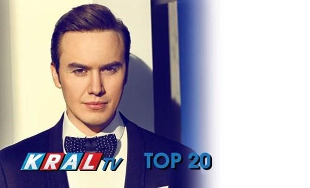 Mustafa Ceceli Kral TV Top 20 Listesi'nde 1 numara!