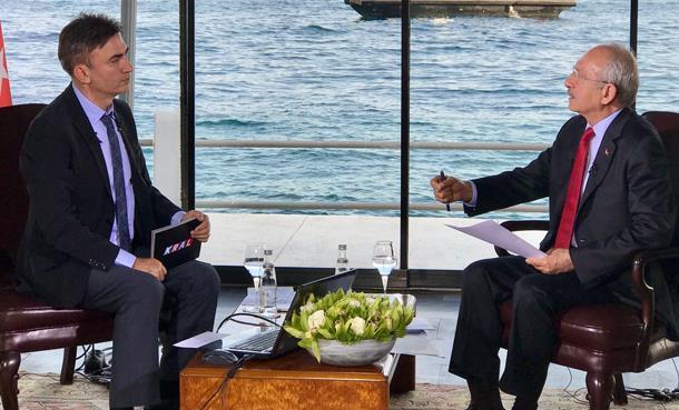 Cumhuriyet Halk Partisi Genel Başkanı Kemal Kılıçdaroğlu Gezegen Mehmet'e Konuk Oldu!