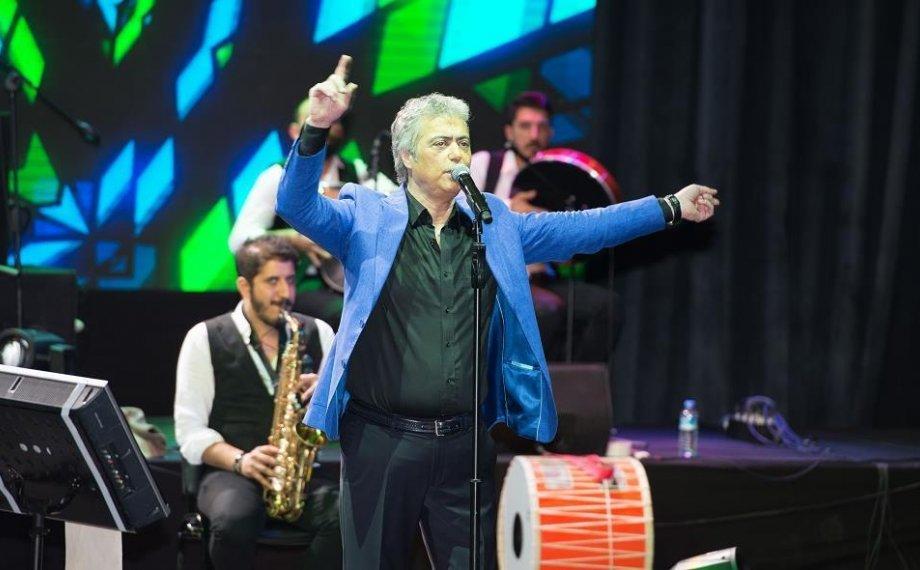 MOİ Sahne'de Cengiz Kurtoğlu Rüzgarı!