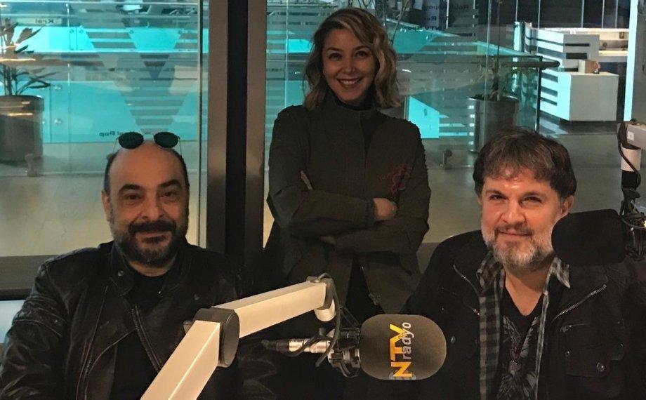 Murat Daltaban ve Oğuz Kaplangı Pop Kulis'e Konuk Oldu!