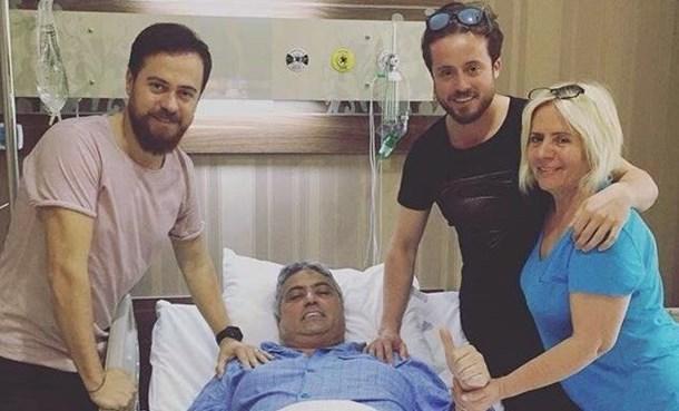 Cengiz Kurtoğlu'nun Sağlık Durumu İyi