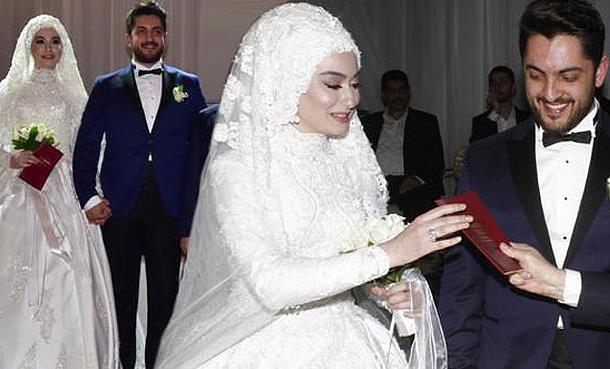Burhan Çaçan Oğlunu Evlendirdi!