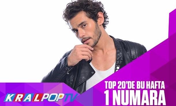 Cem Belevi Kral POP  TV Top 20 Listesi'nde 1 Numara!
