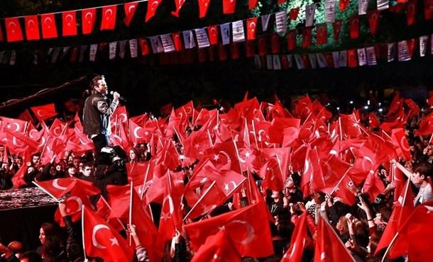 Kenan Doğulu ile Ankara'da Tek Yürek !