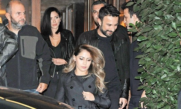 Tarkan ve Pınar Dilek Yemeğe Çıktı !