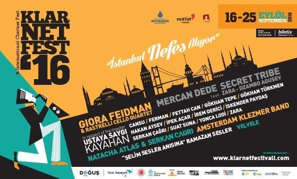5. Klarnet Festivali!