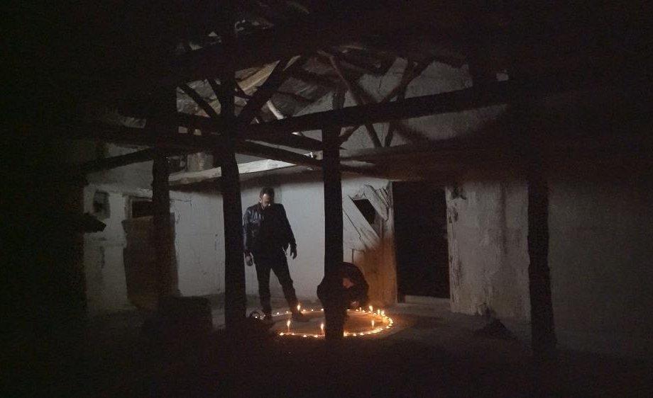 'Cin Tepesi' Filminin Fragmanı Yayınlandı!