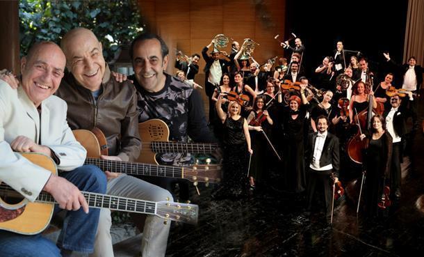 Bursa Bölge Devlet Senfoni Orkestrası ve MFÖ Aynı Sahneyi Paylaşmaya Hazırlanıyor!
