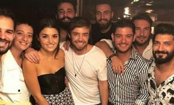 Murat Dalkılıç Doğum Gününü Sevgilisi Hande Erçel'le Kutladı!