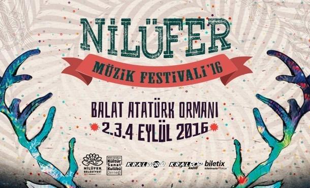 Nilüfer Müzik Festivalinde 28 Farklı Grup !