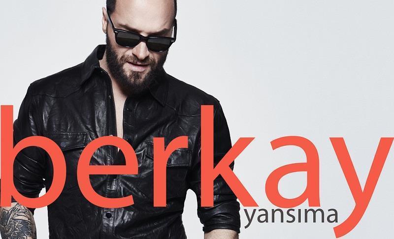 Berkay'dan Yeni Albüm!