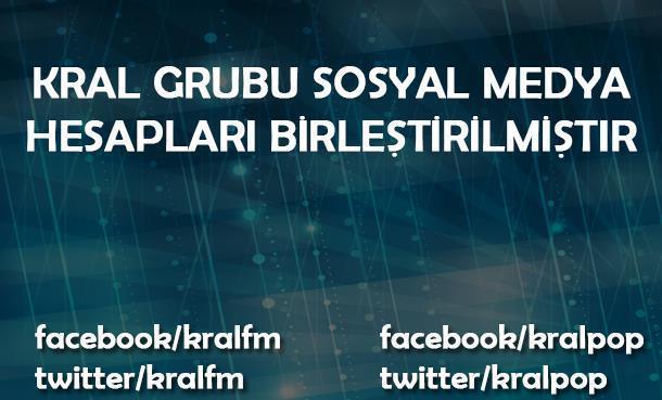 Kral Grubu Sosyal Medya Hesapları Birleşti!