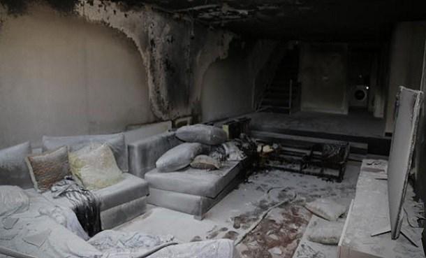 Ünlü Sanatçının Evinde Yangın Çıktı !