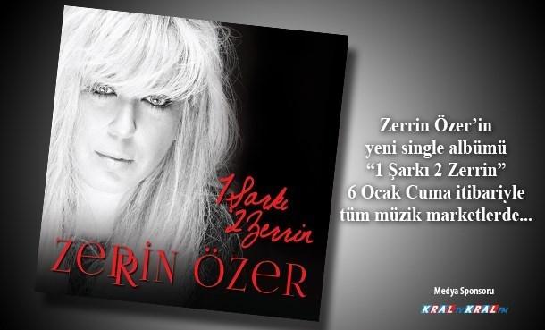 Zerrin Özer'den Yeni Single!