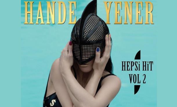 Hande Yener'den Yeni Albüm!