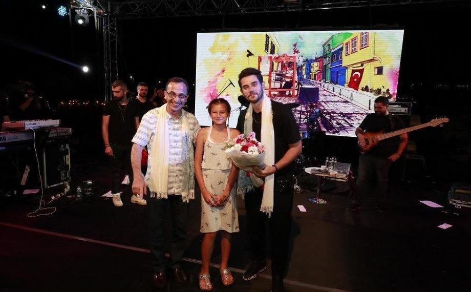 Cem Belevi Şile Bezi Festivali'nde Sahneye Çıktı!