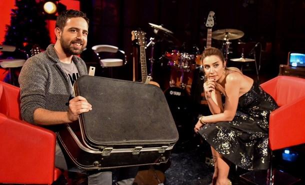 Sıla Yılbaşı Akşamı Kral Pop Akustik'te