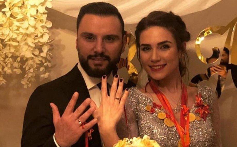 Alişan ve Buse Varol Nişanlandı!