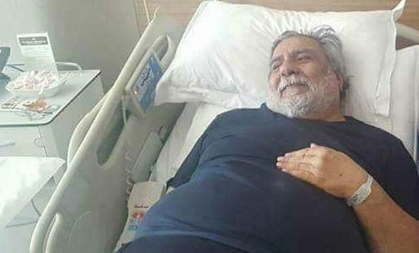 Arif Sağ Hastaneye Kaldırıldı!