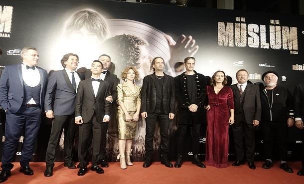 Müslüm Filmi'ne Görkemli Gala!