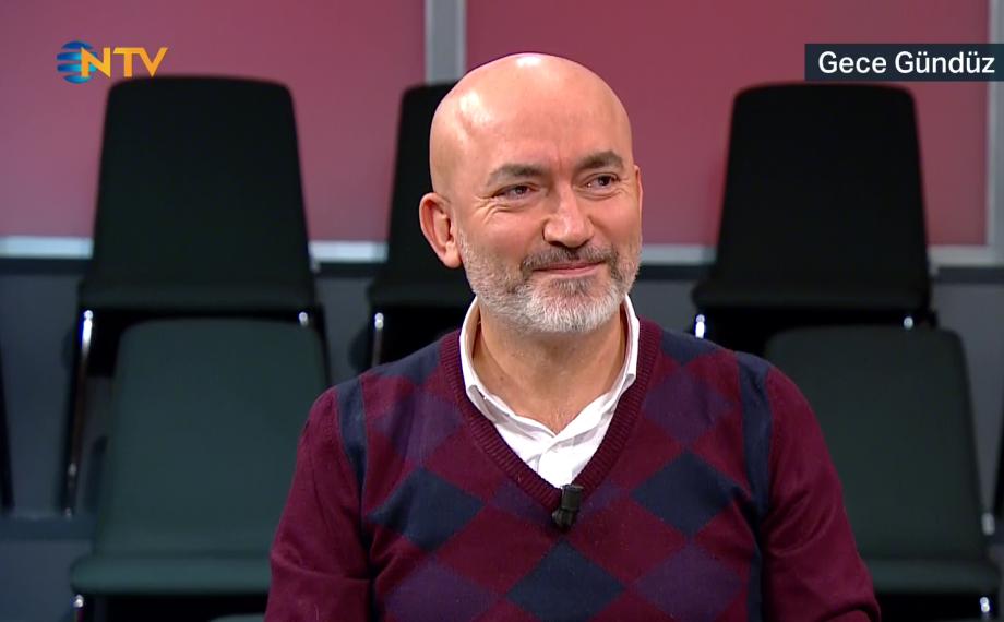 Gezegen Mehmet NTV 'Gece Gündüz' Programına Konuk Oldu!