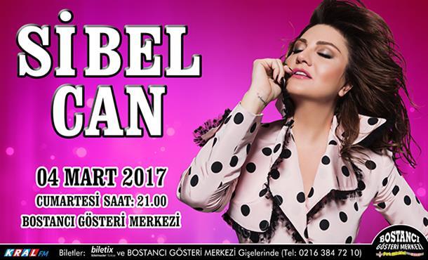Sibel Can Kral FM Medya Sponsorluğunda Bostancı'da!