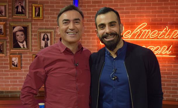 Gökhan Türkmen, Gezegen Mehmet'e Konuk Oldu